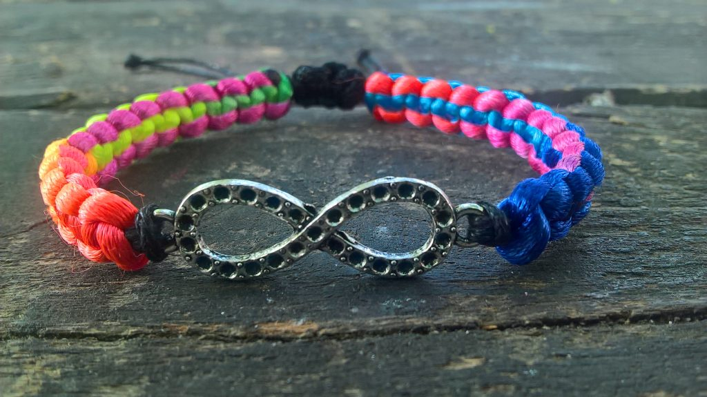 Infinity friendship, couple bracelet, anklet