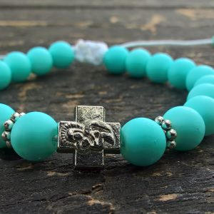 Handmade christian prayer beads bracelets